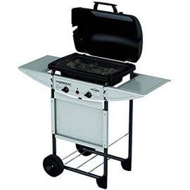 Barbecue a Gas con Pietra Lavica Campingaz Expert 2 Plus IT Giardino Terrazza Campeggio 110x50x111 h