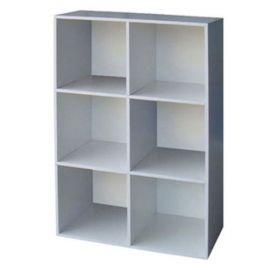 Libreria Cubi Di Design Moderno Librerie Mensola Mobile Muro Parete Arredamento