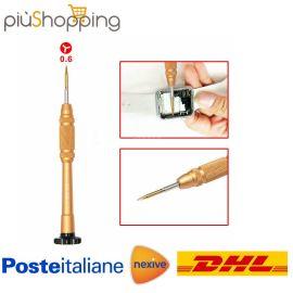 Cacciavite Giravite Professionale Per Smontaggio iPhone 7 Punta Y mm. 0.6 x 25