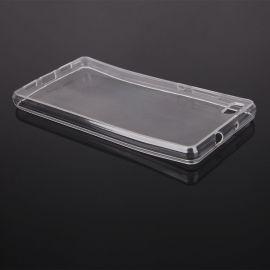 Cover Custodia Morbida Trasparente TPU GEL Silicone Per Huawei P8 Lite
