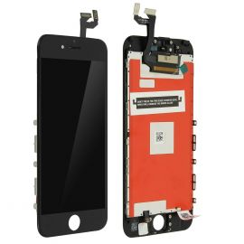IPHONE 6s TOUCH SCREEN LCD DISPLAY RICAMBIO RETINA FRAME PER APPLE  VETRO SCHERMO NERO