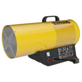 33 kW Generatore Stufa Aria Calda a Gas Propano o Butano Termoventilatore Cannone Portatile