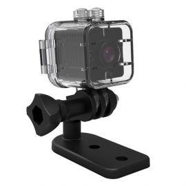 Videocamera spia mini telecamera nascosta con custodia subaquea