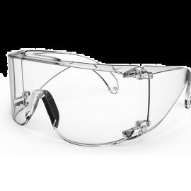 Occhiali Protettivi da Lavoro Trasparenti e Ergonomici UV Resistant