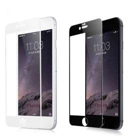 Pellicola iPhone 6 6S Plus Per Apple In Vetro Temperato Bordo Curvo 3D Display