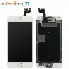 IPHONE 6s COMPLETO BIANCO  TOUCH SCREEN LCD DISPLAY RICAMBIO RETINA FRAME PER APPLE  VETRO SCHERMO